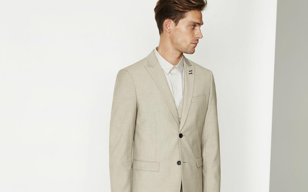 Stylish Shoreditch Suits at Les Roice